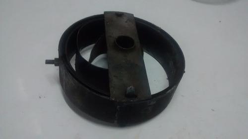 antiga mola aço porta enrrolar