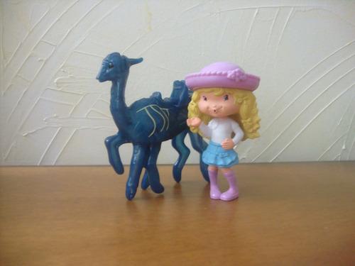 antiga moranguinho com cavalinho