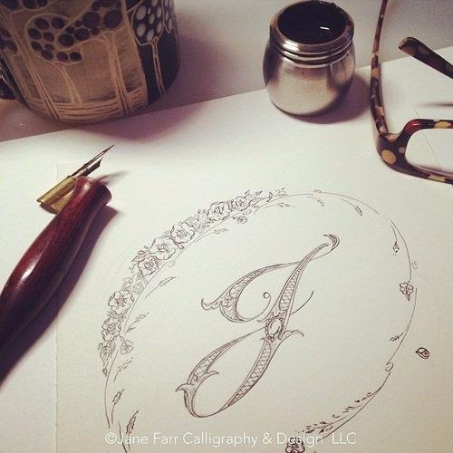 antiga pena para caligrafia desenho - r esterbrook 358