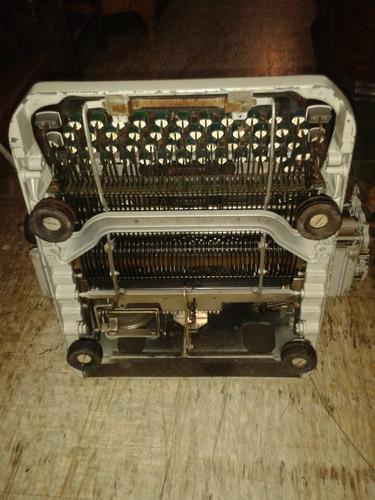antiga remington maquina escrever