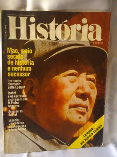 antiga revista grandes acontecimentos da história- nº 875g