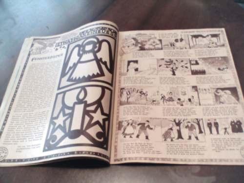 antiga revista infantil em alemão- die kinder post