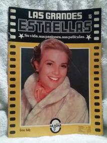 eb70258dd6 Antiga Revista Las Grandes Estrellas- Grace Kelly- Nº 5370n. R  35
