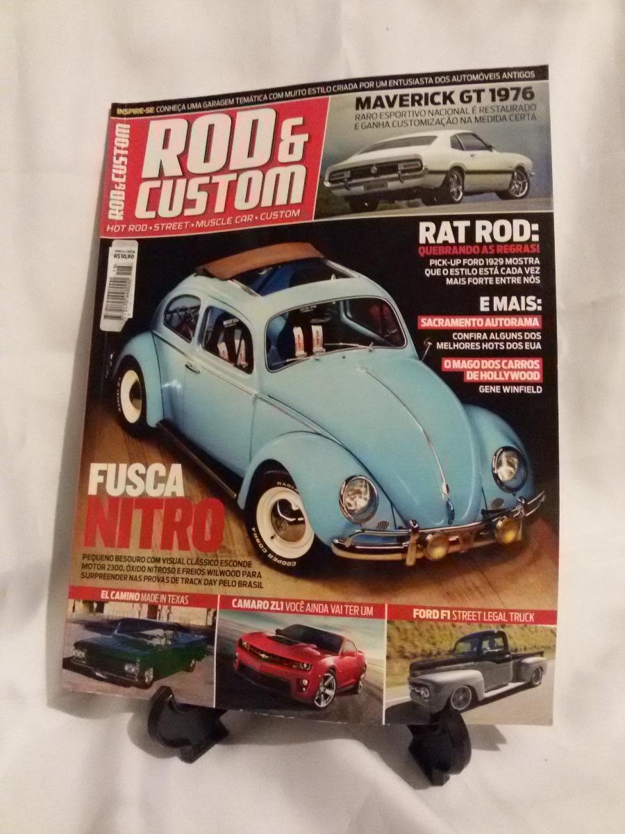 revista rod & custom