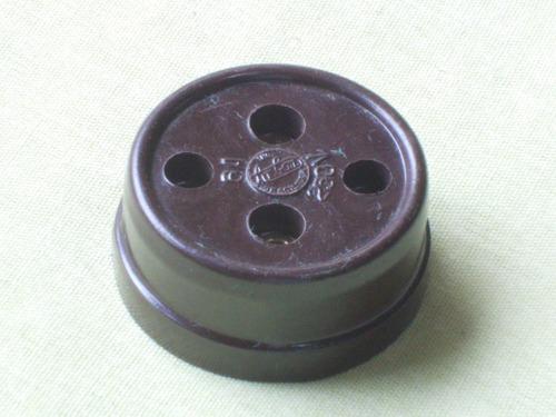antiga tomada externa marca ambar