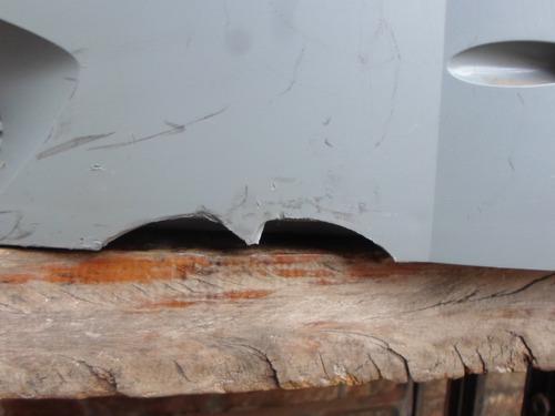antiga tv tubo 20´´ polegadas gradiente se controle retirar