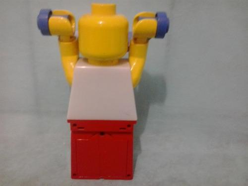 antigo boneco lego