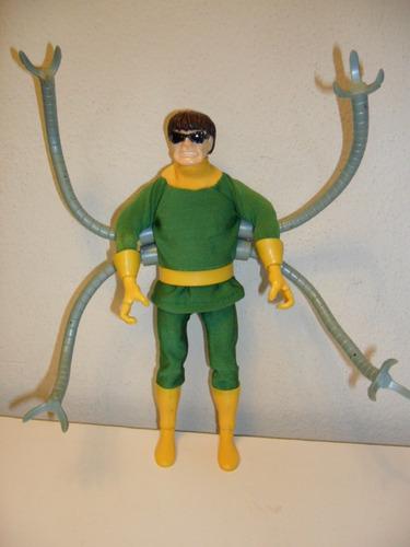 antigo boneco octopus homem aranha rasbro 2006!