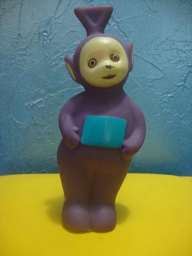 antigo boneco teletubbies tinky winky fiu fiu