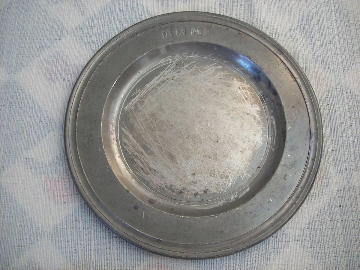 Resultado de imagem para pratos de estanho