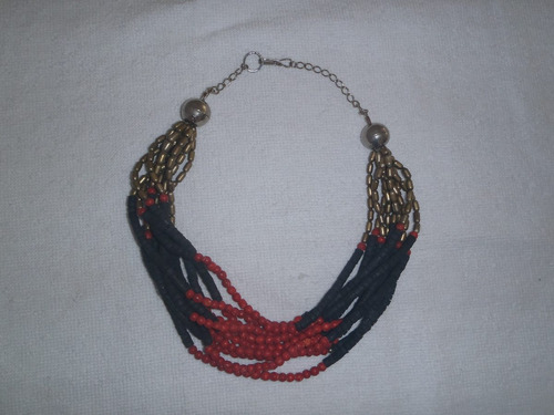 antigo colar gargantilha indiana prata