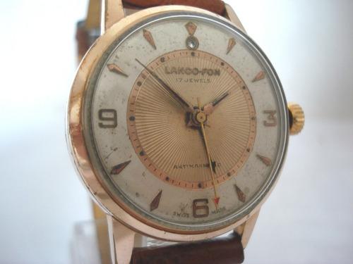 antigo coleção relógio