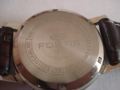 089ed7cdf33 relógio fortis militar antigo coleção suiço · relógio antigo coleção · antigo  coleção relógio