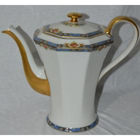 Antigo E Raro Bule Em Porcelana Haviland- Nº 6187n