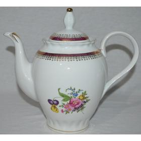 Antigo E Raro Bule Porcelana Steatita Década 50- Nº 6213n