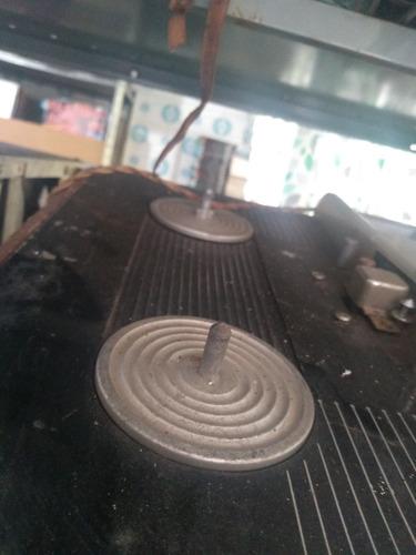 antigo gravador de rolo sucata restauração peças