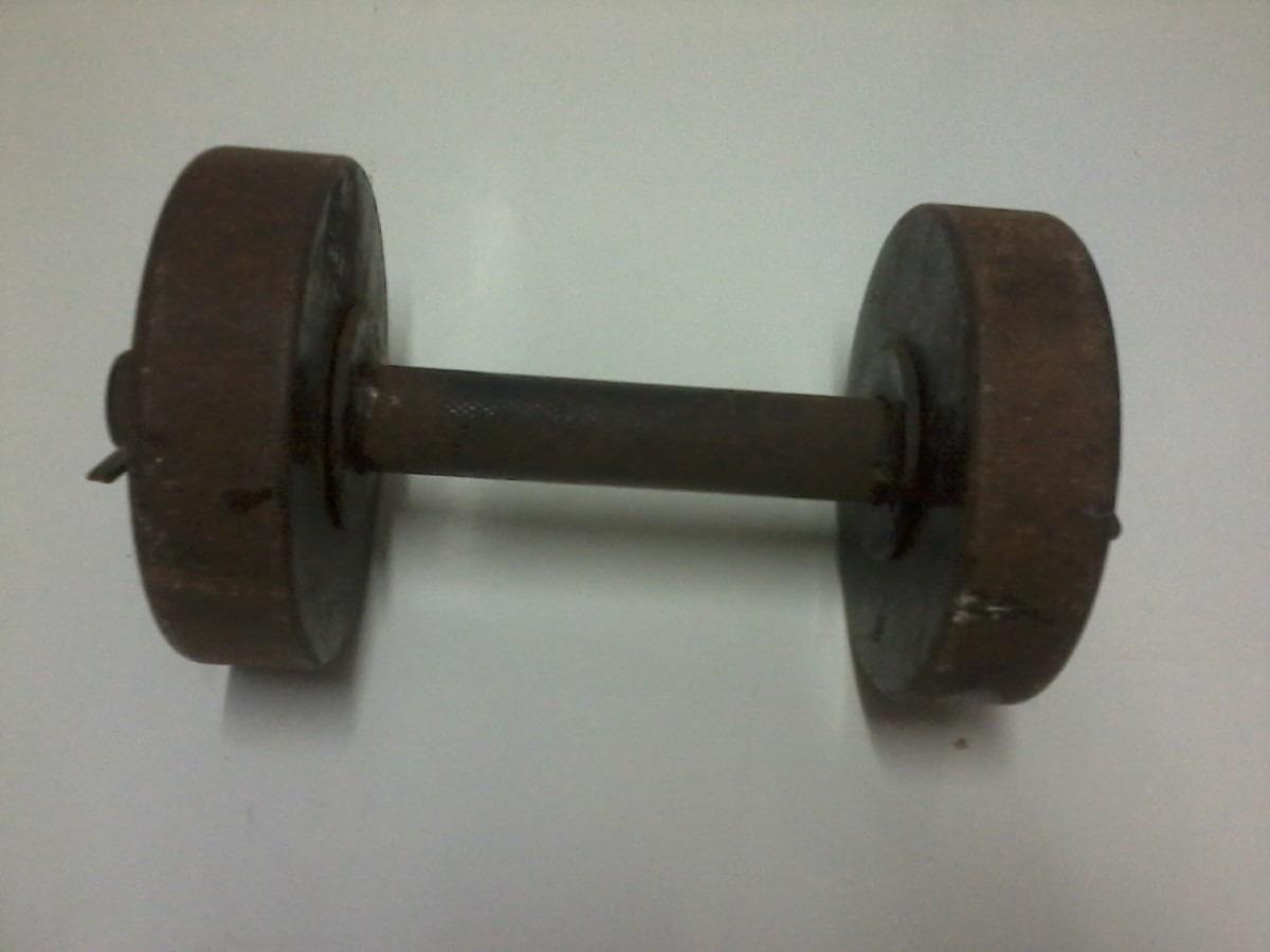2ea178f14 Antigo Halter Peso Musculação - 6