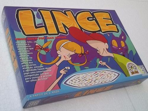 antigo jogo lince grow leia o anuncio