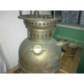 Antigo Lampião  No Estado Petromax Retirar Peças Restauro