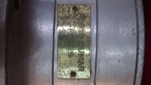 antigo medidor de agua para caldeira de navio