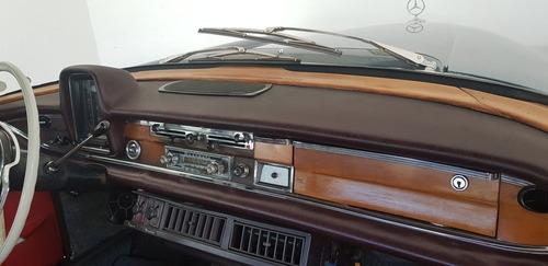 antigo mercedes-benz fintail 230 s original consulado !