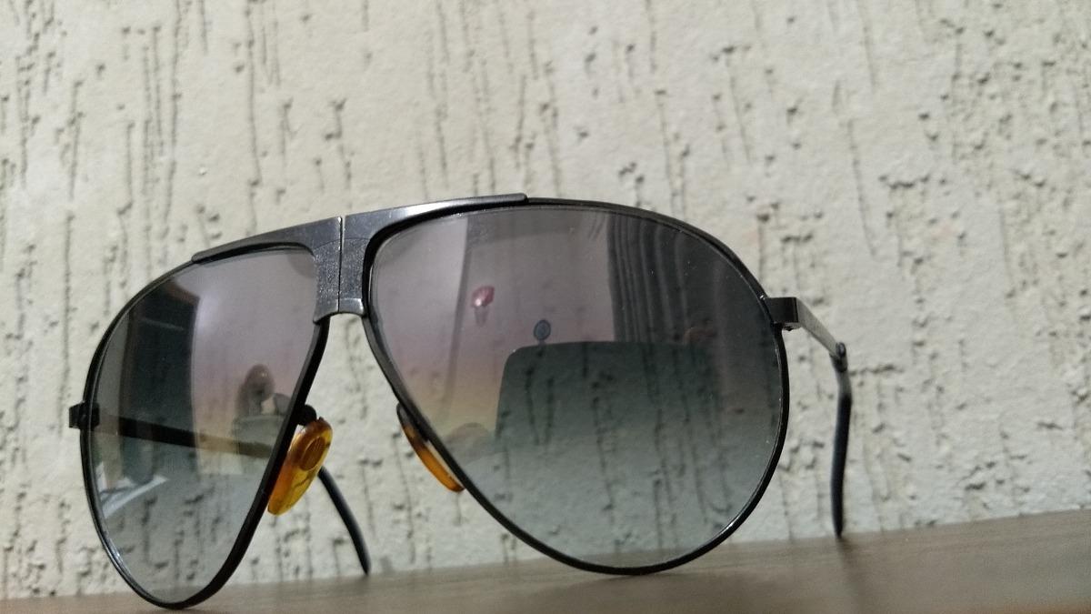 030ce7235933e antigo óculos carrera porshe design dobrável retro vintage. Carregando zoom.