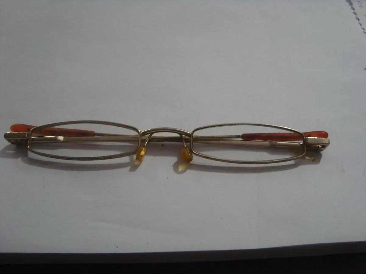41d23cf93 Antigo Oculos De Grau Dourado Bem Fininha (2 Graus) - R$ 111,00 em ...