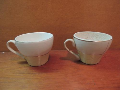antigo par de xícaras nadir figueiredo