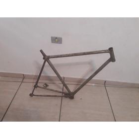 Antigo Quadro De Bicicleta Monark R