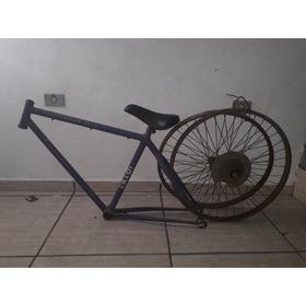 Antigo Quadro Mountan Bike Caloi R