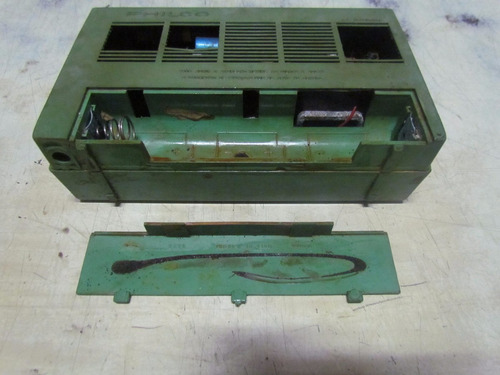 antigo rádio transistone  da philco no estado