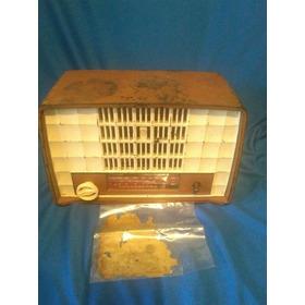 Antigo Radio Valvulado Baquelite