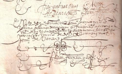 antigo raro documento espanhol ano 1602 ? em 40 paginas