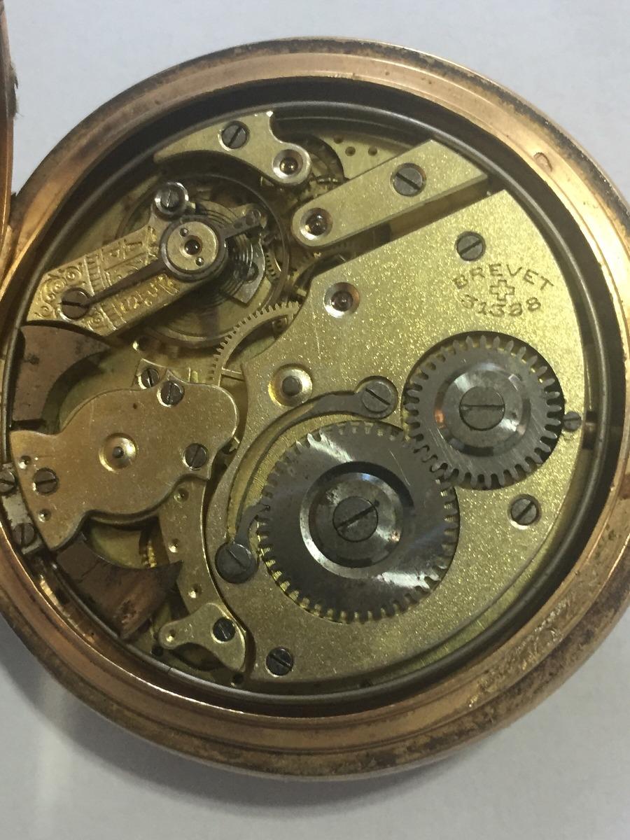 1f1d447013a antigo relógio de bolso soneria repetidor calendário prata. Carregando zoom.