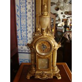 Antigo Relógio De Mesa