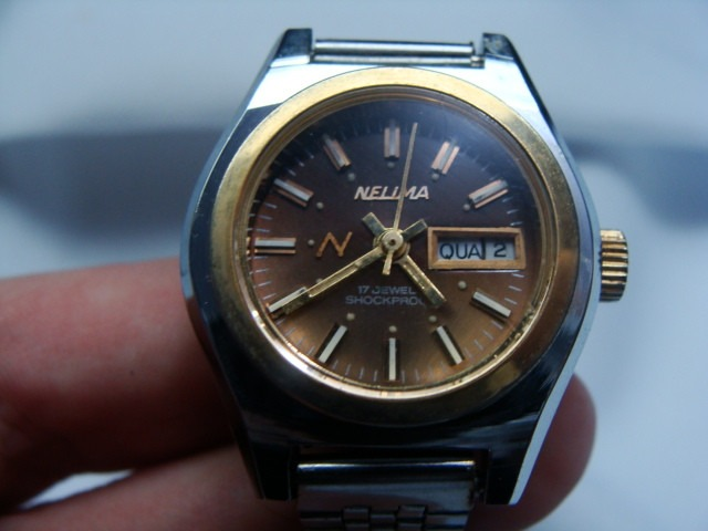 f9c1f15701a Antigo Relógio Nelima Atomático