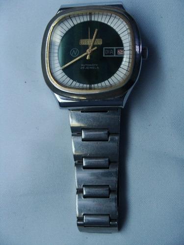 3b8a3162f91 Antigo Relógio Nelima Automático