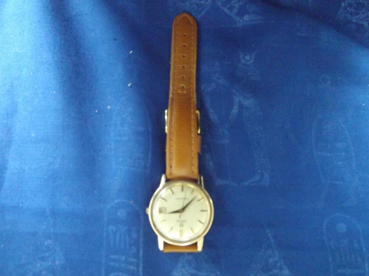 0f38311161a antigo relogio omega automatic seamaster ouro   4132. Carregando zoom.