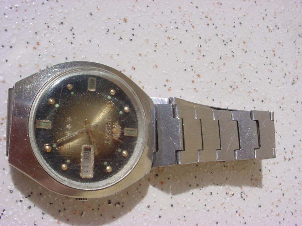 94b8016840c antigo - relógio oriente automático masculino japan !!! Carregando zoom.