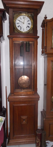 antigo relógio pedestal-dantasantiguidades