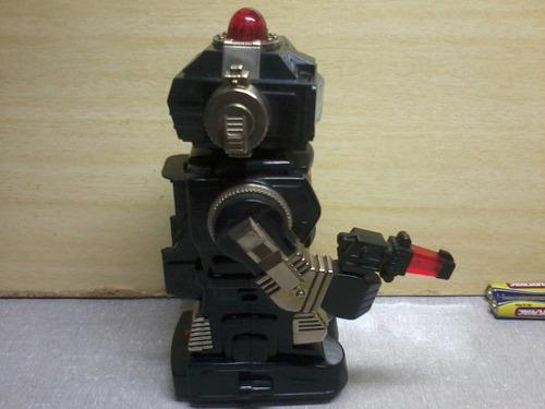 antigo robot attackbot  7331 a pilha funcionando