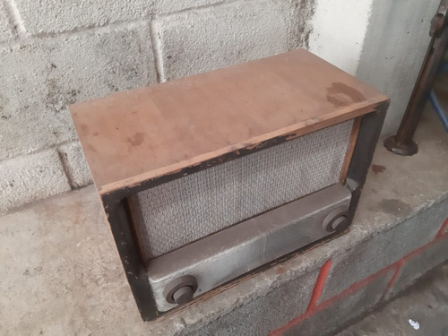 antigo som radio