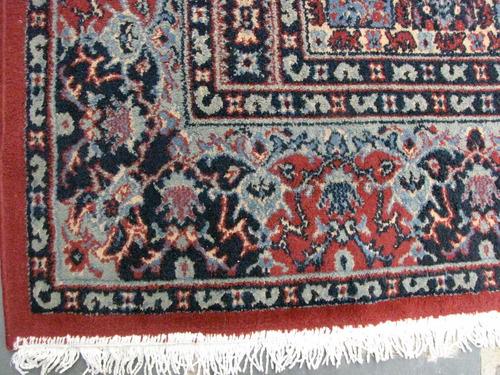 antigo tapete persa  #3307