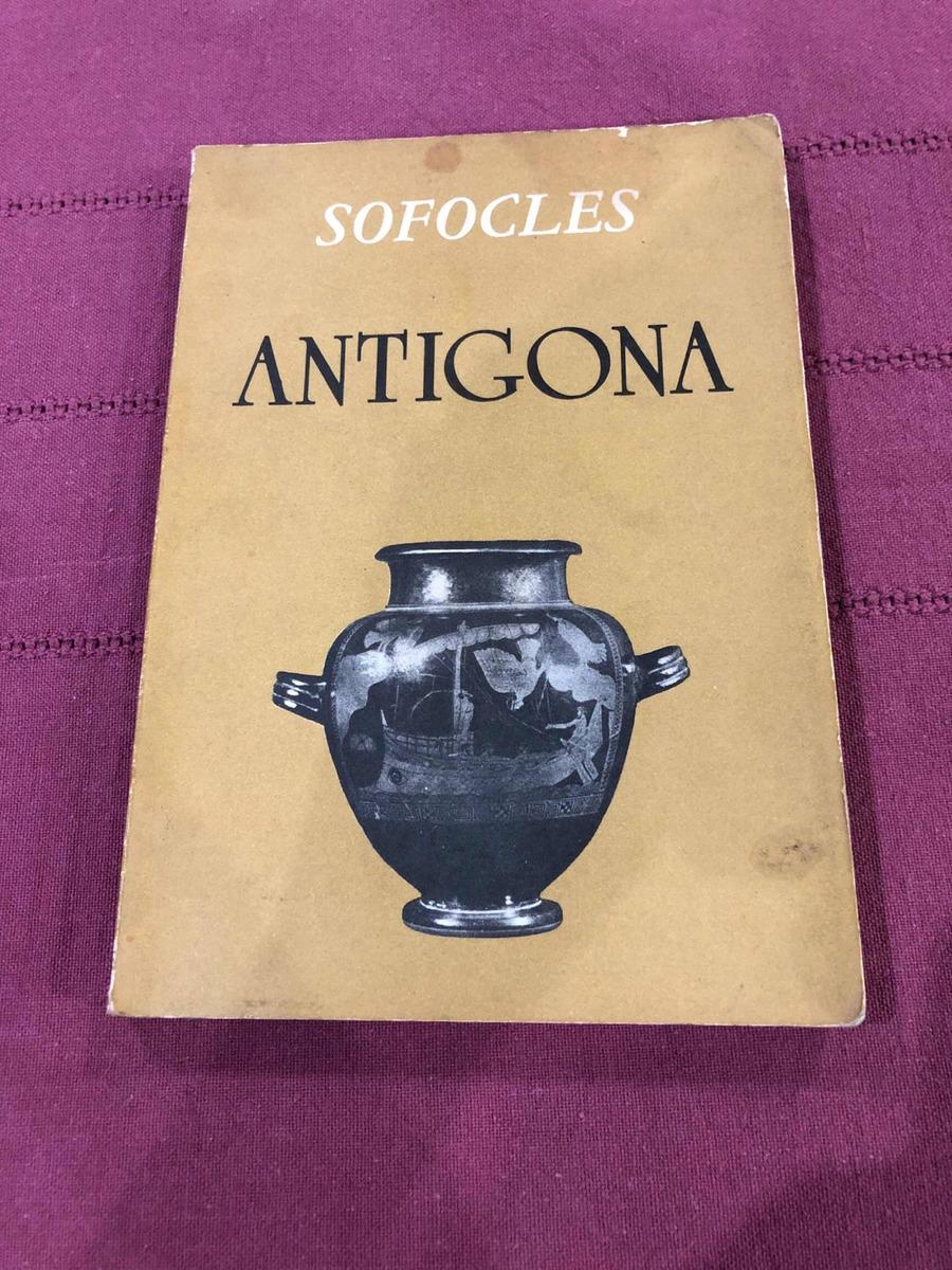 Antigona. Sofocles. Eudeba - $ 150,00 en Mercado Libre