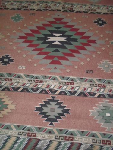 antigua alfombra oriental sahara 2.00 por 3.00