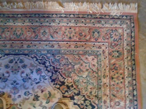 antigua alfombra tipo persa 2.40x1.70