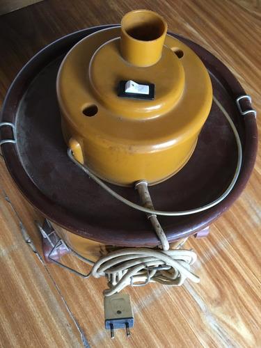 antigua aspiradora yelmo