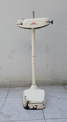 antigua balanza de pie seca made in germany gratis envio