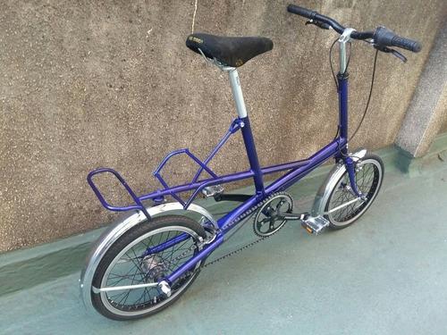 antigua bicicleta bergamasco