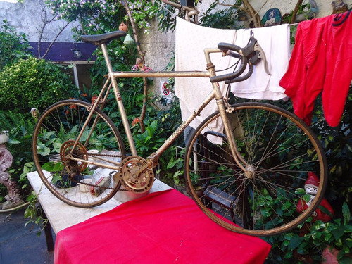 antigua bicicleta e schisano  carrera